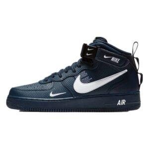 nike air force 1 bianche e nere alte