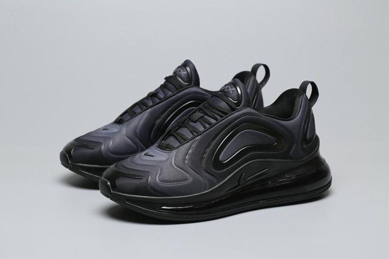 Scarpa da uomo Nike Air Max 720 Nero Black Antracite