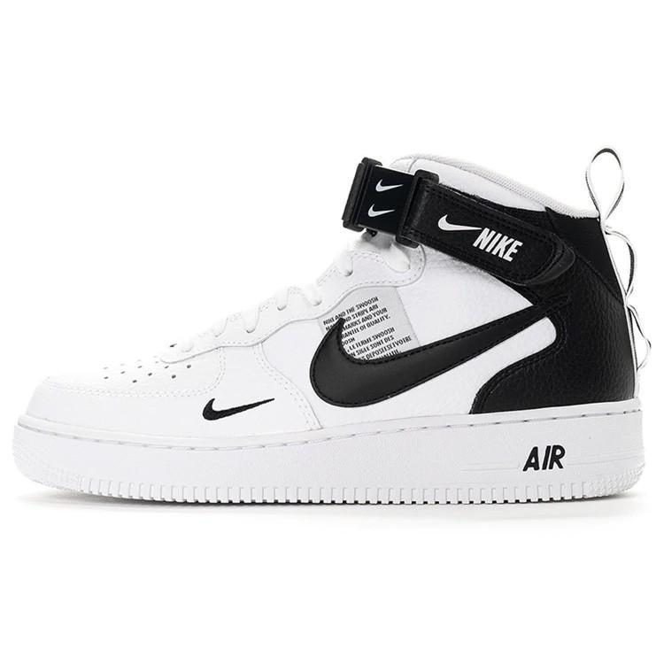 air force 1 bianca e nera