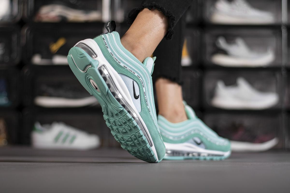 Nike Air Max 97 uomo donna limited edition Have Nike Day verde acqua