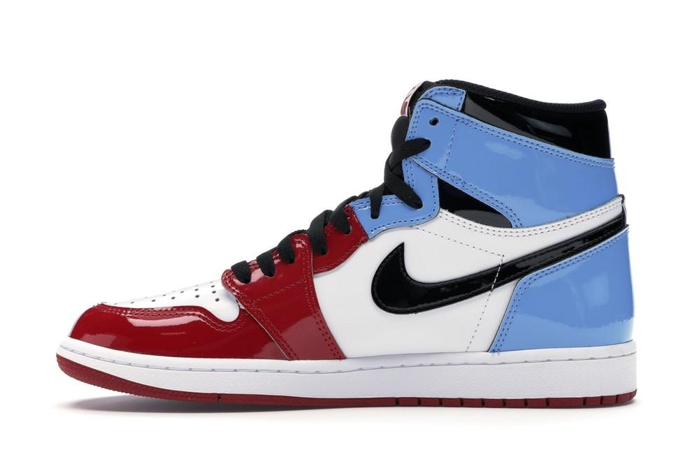 Scarpe Sneakers Nike Air Jordan 1 Retro Fearless OG