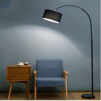 Design Moderno Lampada da Terra per Soggiorno o camera Da ...