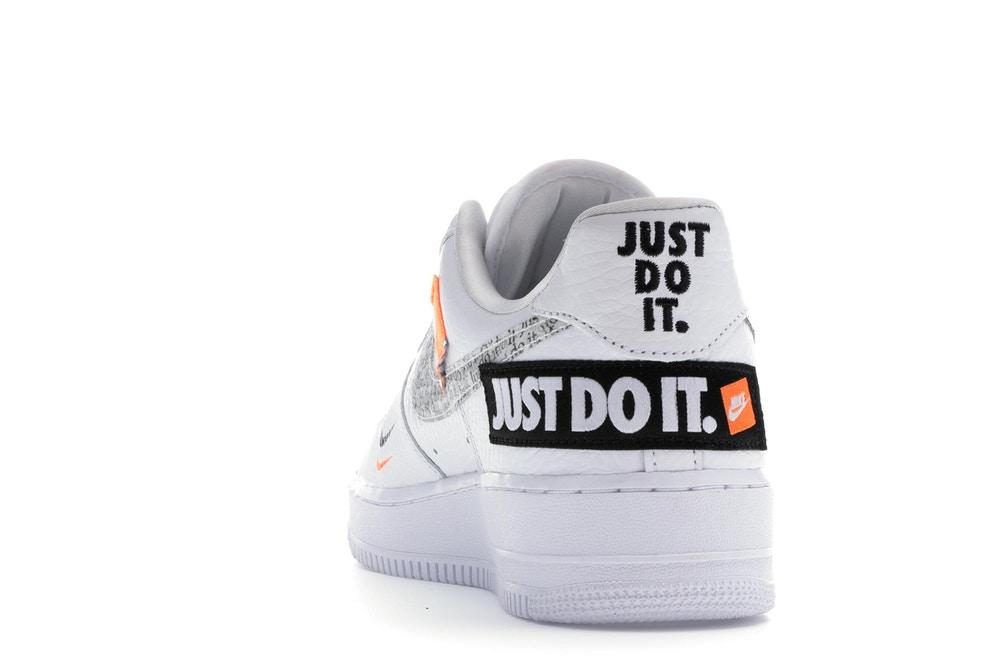 air force 1 just do it bambino