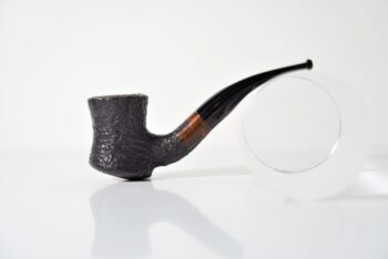 "Bent Poker Freehand ""Caserta"""