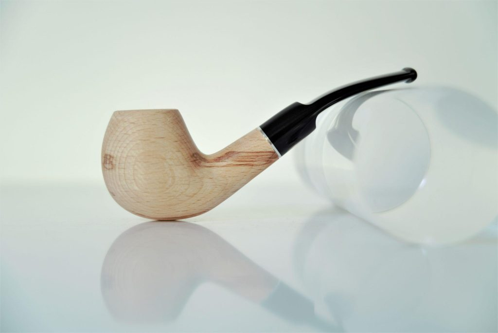 "Bent Ball in Beech ""Beato Angelico"""
