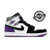 Jordan 1 Mid SE Purple Viola e nere