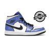 Nike Air Jordan 1 Mid Signal Blue