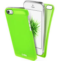 CUSTODIA PER APPLE IPHONE 5 FLIP PATRICK FLIP-I5V VERDE