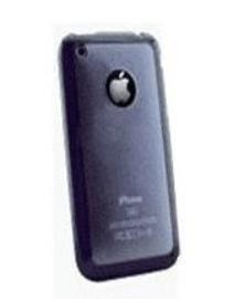 CUSTODIA PER APPLE IPHONE 5 IN TPU PATRICK SHELL-I5N BLACK