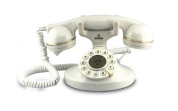 TELEFONO DA CASA BRONDI VINTAGE-10 WHITE