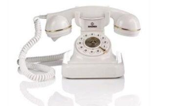 TELEFONO DA CASA BRONDI VINTAGE-20 WHITE.