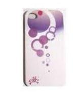 COVER IPHONE 4/4S PATRICK SHELL-I4GBUBBLE