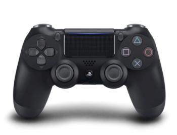 GAMEPAD PS4 SONY WIRELESS DUAL SHOCK V2 BLACK 9870050.