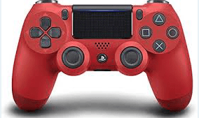 GAMEPAD PS4 SONY WIRELESS DUAL SHOCK V2 MAGMA RED