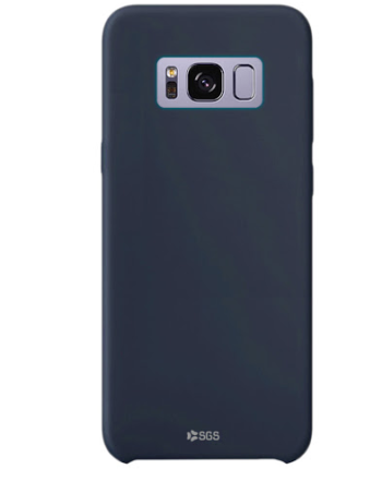 CUSTODIA PER SAMSUNG GALAXY S8 G950 IN TPU SGS SLKG950BL BLUE.