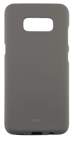 CUSTODIA PER SAMSUNG GALAXY S8 PLUS G955 IN TPU SGS SLKG955GY GRAY.