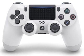 GAMEPAD PS4 SONY WIRELESS DUAL SHOCK V2 WHITE 9894650.