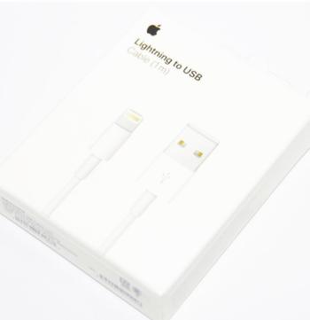 CAVO LIGHTNING A USB APPLE OEM