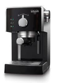 MACCHINA DA CAFFE' GAGGIA VIVA STYLE RI8433/11 BK SILVER/BLACK.