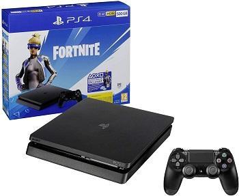 PS4 SONY CONSOLE PRO 1TB + FORTNITE EUROPA BLACK.