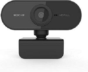 WEBCAM DECDEAL FULL HD 1080 CON MICROFONO