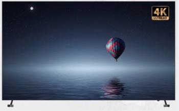 """TV LED 82"""" BOLVA 4K NX-8238 SMART TV NX ITALIA BLACK."""