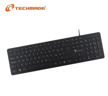 TASTIERA USB TECHMADE TM-PK-380.