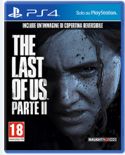 PS4 GIOCO NAUGHTY DOG THE LAST OF US PART II