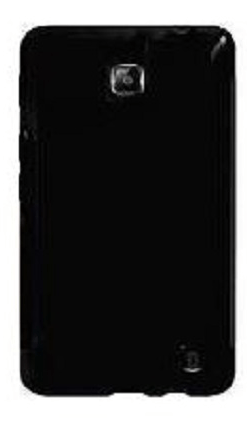 CUSTODIA PER NOKIA LUMIA 520 IN TPU PATRICK SHELL-LUM520N BLACK.
