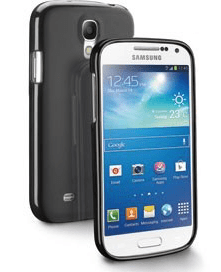CUSTODIA PER SAMSUNG GALAXY S4 MINI SHOCKING SHCKGALS4MINIBK CELLULAR LINE