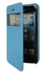 CUSTODIA PER APPLE IPHONE 5S FLAP PATRICK FLAPVW-I5SA LIGHT BLUE.
