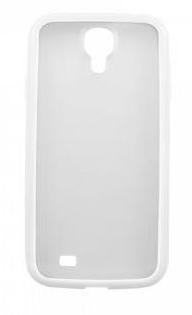 COVER PER SAMSUNG GALAXY S4 I9505 HOTDUCK HD-COVER-029 SATINATA WHITE.