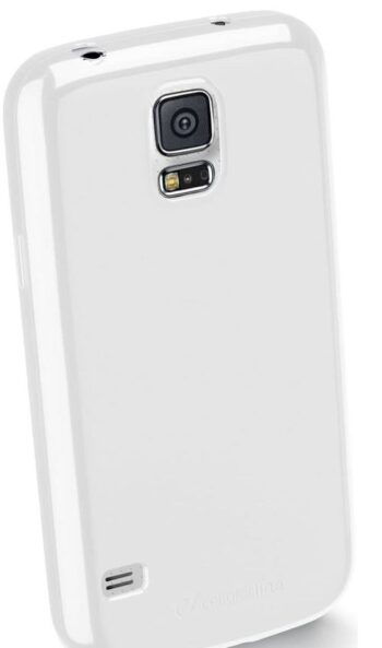 CUSTODIA PER SAMSUNG GALAXY S5 G900 SHOCKING CELLULAR LINE SHCKGALS5W WHITE.