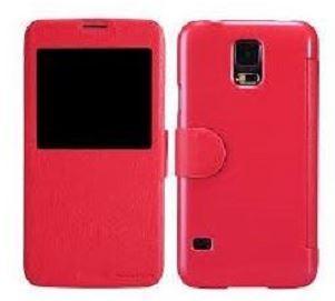 CUSTODIA PER SAMSUNG GALAXY S5 G900 FLAP PATRICK FLAPVIEW-S5R RED.