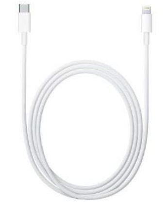 CAVO LIGHTNING A USB-C 02MT FAST CHARGE APPLE OEM MKQ42ZM/A
