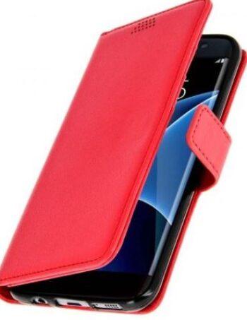CUSTODIA PER SAMSUNG GALAXY S7 G930 PATRICK FLIP EXCE-S7R RED