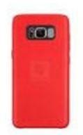 CUSTODIA PER SAMSUNG GALAXY S8 PLUS G955 IN TPU SGS SLKG955RD RED.