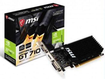 VGA PCI-E 1024MB MSI GEFORCE GT710 V809-1899R