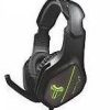 TECHMADE - CUFFIE + MICROFONO 3.5MM GAMING TECHMADE TM-M08 BLACK
