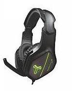 CUFFIE + MICROFONO 3.5MM GAMING MULTIMEDIALI TECHMADE TM-M08 BLACK