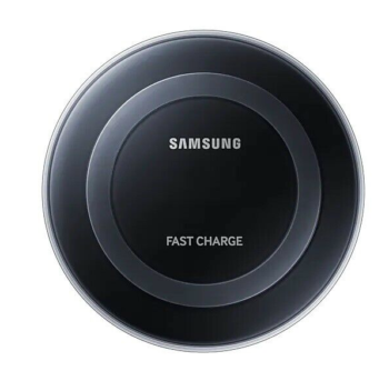 CARICABATTERIA WIRELESS FAST CHARGER SAMSUNG BLACK