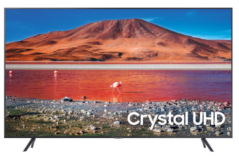 "TV LED 75"" SAMSUNG 4K UE75TU7172 SMART TV EUROPA BLACK."