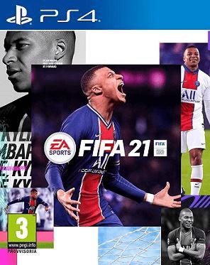 XBOX ONE GIOCO EA SPORTS FIFA 21 EU.