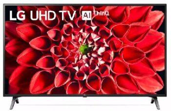 """TV LED 55"""" LG 4K 55UN71003 SMART TV EUROPA BLACK."""