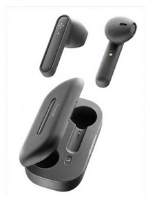 AURICOLARE BLUETOOTH CELLULAR LINE PLBTTWSCAPK BLACK