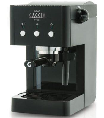 MACCHINA DA CAFFE' GAGGIA GRANGAGGIA GG2016 RI8423/12 NERO.