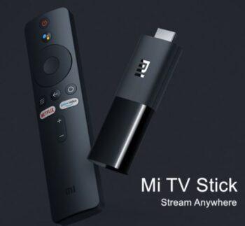 TV ACCESSORIO MI TV STICK ANDROID 9 1080P BLACK.