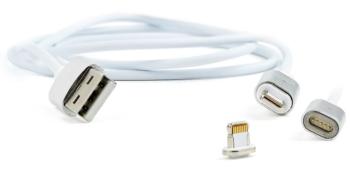 CAVO DATI/CARICA FLAT PER SMARTPHONE 2MT MICRO USB 2.0 SGS USBMICROFL2M