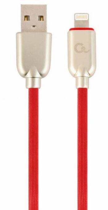 CAVO DATI/CARICA USB PER SMARTPHONE TECHMADE CC-USB2RAMLM-1MR ROSSO