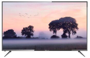 """TV LED 58"""" BOLVA 4K SMART TV NX ITALIA BLACK."""